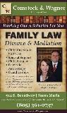 Divorce  Child Custody  and Family Law - Free Initial Consults  Santa Maria  CA