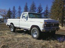 Beautiful 1977 Ford 250 4X4 with Low miles. Owner will carry note.  - $8000 (Showlow, AZ)