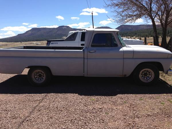 1965 Chevy C10 Long bed  - $4200 (Alpine )