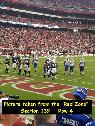 AZ Cardinals vs Chargers  Panthers  Falcons  Texans  Colts  amp  Rams -  60  lowest stadium level - row 3 or 4
