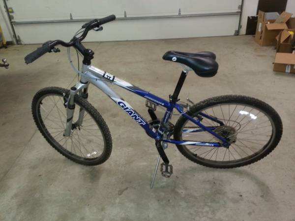 Giant Boulder SE Mountain Bike - $175 (Paso Robles)