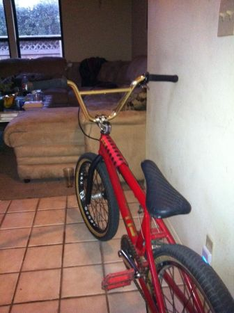BMX Bike top of the line build - $600 (SLO)