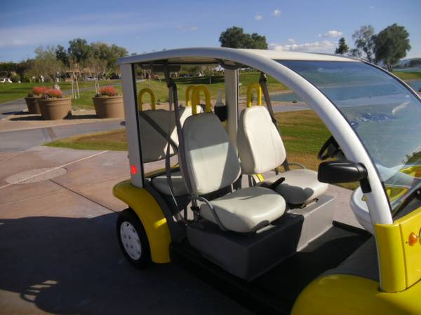 Ford golf cart  72 v  4 passenger (California)