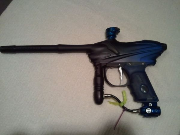 Proto Pm6 Paintball Marker, Halo loader, Air system - $275 (Grover Beach)