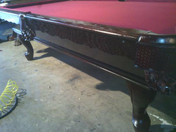 Gameroom Combo Pool and Poker Table NEW - $2750 (Free Delivery)