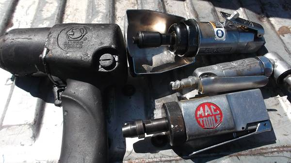 AIR TOOLS MATCO AND MAC  - $1 (LOS OSOS)