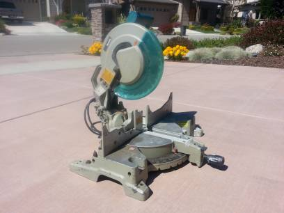 Makita LS1221 12 Compound Mitre Saw - $160 (Arroyo Grande)