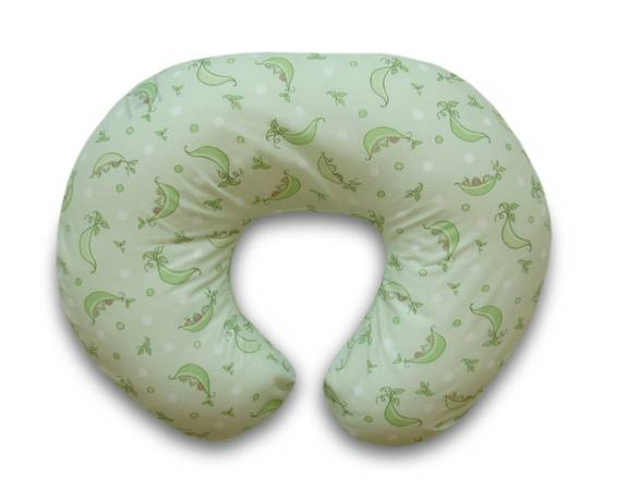 Boppy Sweet Pea Pillow with Slipcover - $25 (Arroyo Grande)