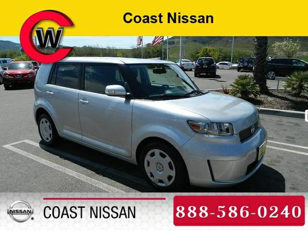 2010 Scion xB FourD Station Wagon, Body color Bumpers - $15891