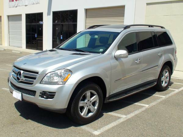 2007 Mercedes Benz GL450 - Easy Financing, 3rd Row, Navi, Dual Sunroof (Auto Source Unlimited - Nipomo, CA)