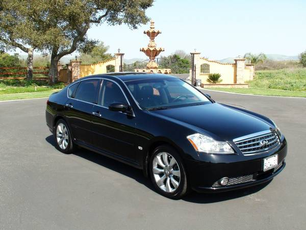 2006 Infiniti M45 Sport - Loaded Clean Carfax (Nipomo - Auto Source Unlimited, LLC)