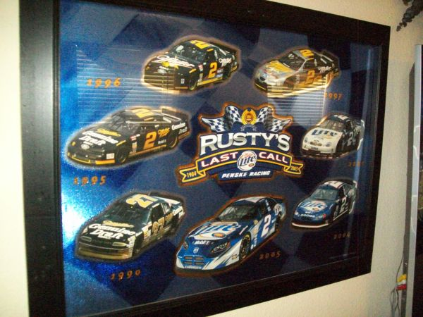 RUSTY WALLACE PICTURE (PASO ROBLES)