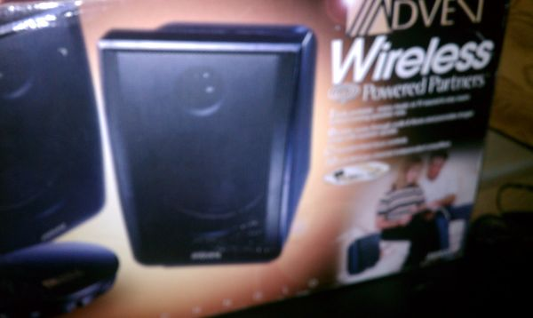 Advent wireless speakers for sale
