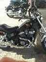 1984 Honda Shadow VT500C 500cc bike -  1200  St  George