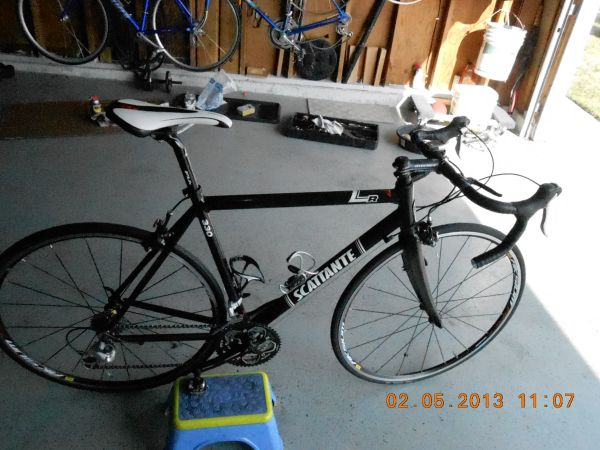 scattante road bike - $499 (north stockton)