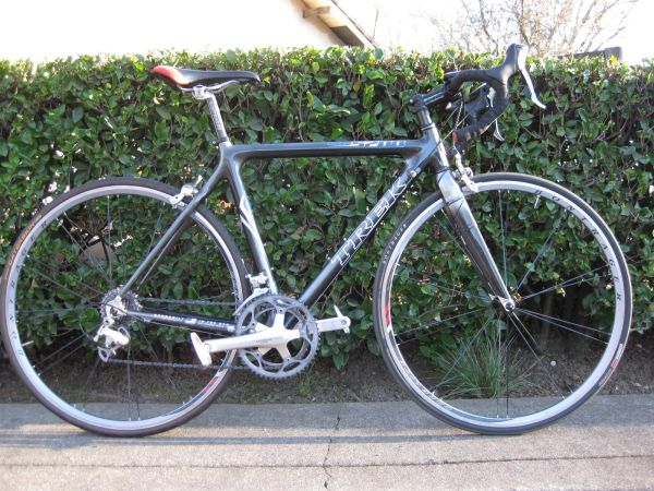 Trek 5200- 52 cm road bike - $1600 (Davis)