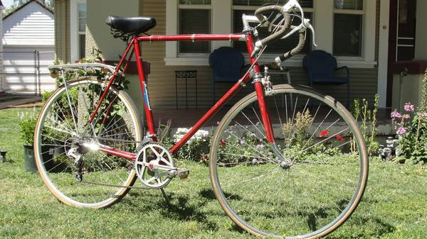 WINDSOR VINTAGE ROAD BIKE-LIKE CENTURION UNIVEGA NISHIKI FIXIE-NICE - $225 (STOCKTON)