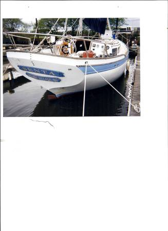 Downeast 38 cutter - $23400 (Stockton)