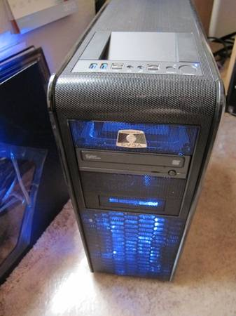 BRAND NEW Intel Core i5-3570k 3.4GHz Liquid Cooled Gaming Machine - $899 (Manteca)