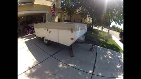1990 Starcraft Starmate Pop-up Trailer - $1500 (Tracy)