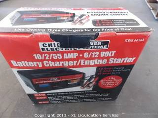 0013  Chicago electric battery charger   - $1 (stockton)