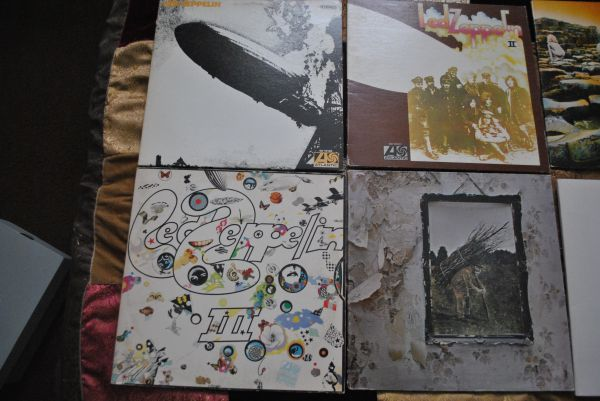 Led Zeppelin Records (Stockton)