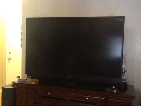 55 Mitsubishi TV - $200 (Tracy, CA)