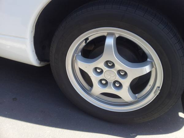 OEM Mitsubishi Eclipse 16 wheels - $1 (Tracy)