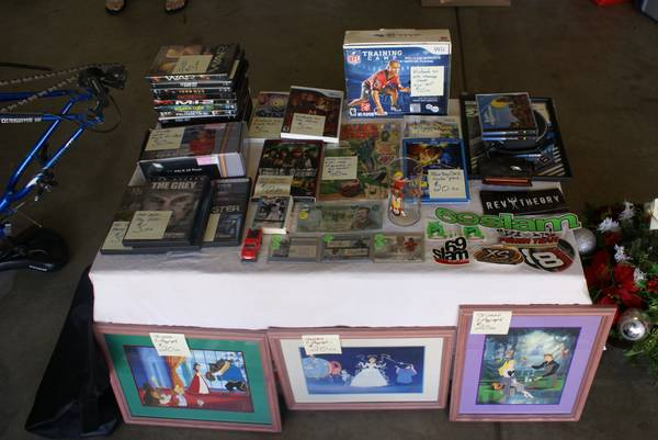 Easter Sunday Sale  All Clothing, DVDs, Games, Collectibles, Bicycle - $2 (Stockton,ca)