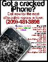 iPhone and iPod Repairs CHEAPEST IN TOWN   Manteca  CA