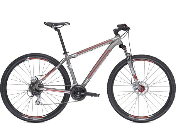 2013 Trek Wahoo Mountain Bike 29er, Disc Brakes, Suspension, Upgrades - $550 (Canoga Park, Ca)