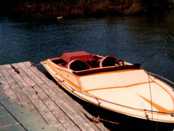 19 ft Charger Jet Boat 1979  - $3500 (Simi Valley)