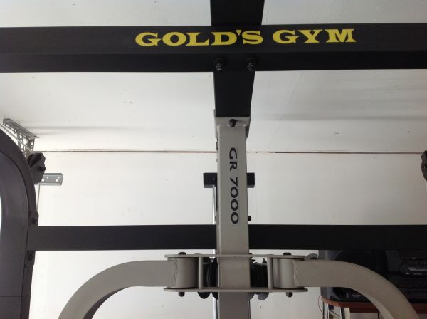 Golds Gym Home Gym GR7000 - $550 (Ventura)