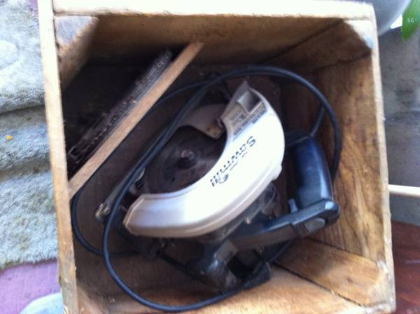 Sears Craftsman Sawmill Circular Saw - $60 (Ventura)