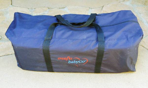 Baby Boy Blue Evenflo babyGo Portable Playard super clean - $35 (Thousand Oaks)
