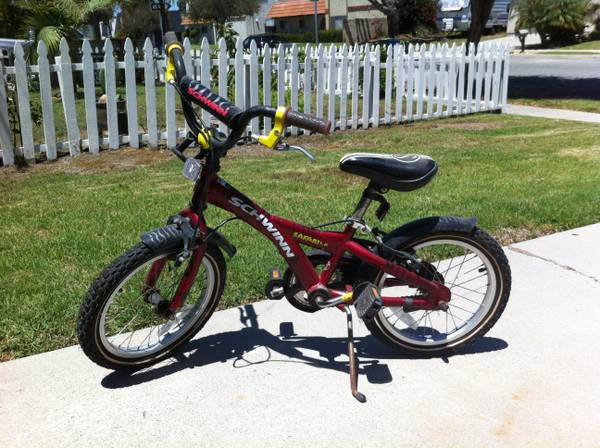 Small Kid Schwinn Safari 1.6 - $15 (Ventura)