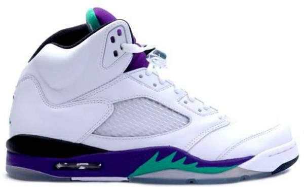Jordan 5 Grapes for cash or trade - $270 (Agoura Hills)