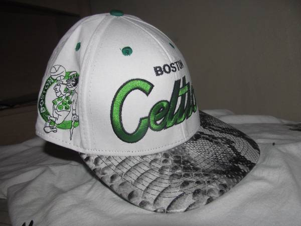 brand new snakeskin mitchellness strapback only two left - $20 (Oxnard, Ca)