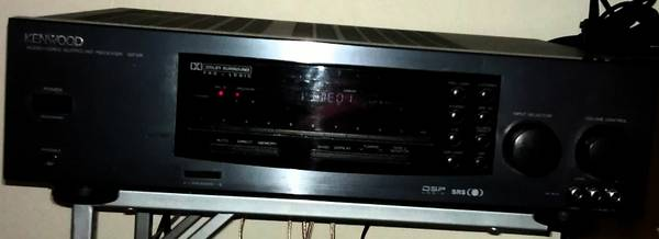 Infinity Surround Sound, Powered Sub, Kenwood Receiver MUST SELL - $160 (Oxnard, CA)