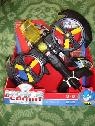 NEW in box Fisher-Price Superfriends Voice-Command Motion Max Batwing -  12  Camarillo