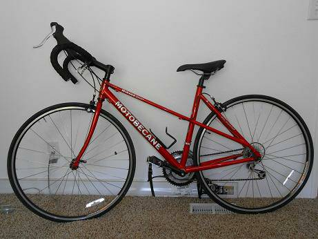 Entry Beginner Road Tri Bike 48 cm - $300 (Hanford)