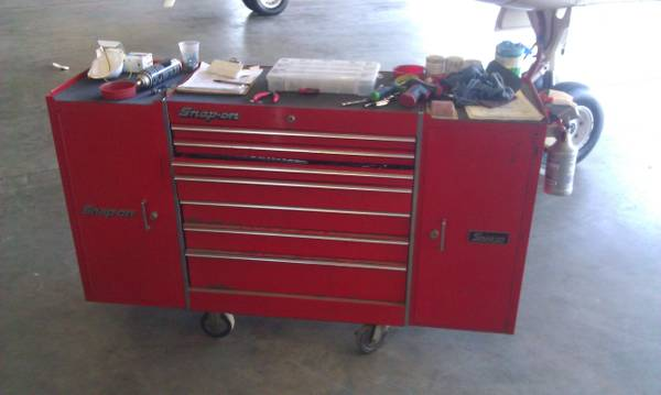 Snap On Tool Box - $1000 (Visalia)