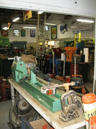 MASSIVE TOOL LIQUIDATION AUCTION (PORTERVILLE )