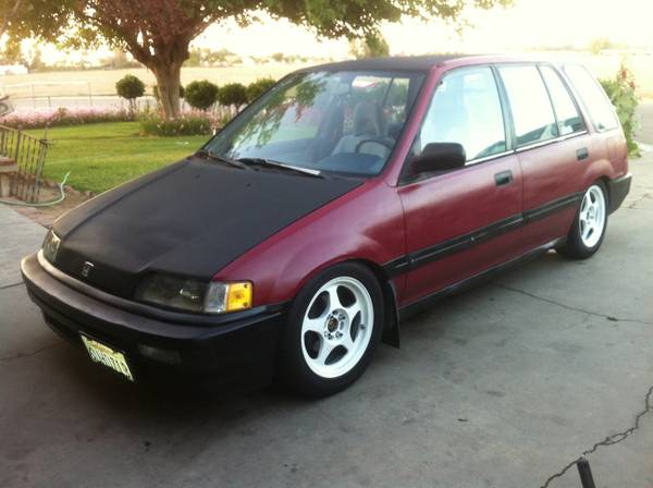 Jdm ef wagon shuttle  - $1 (Htown)