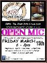 Open MIC Night  Hanford s Old Court House
