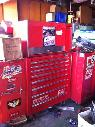 Snap-On Tool Box   Tools including some Mac  -  5000  Porterville