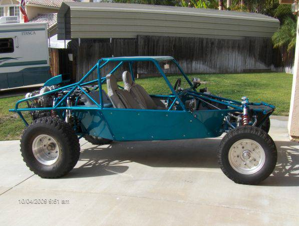 Buggy - 2 seater long travel - $15000 (El Cajon)