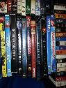 120 like new dvd s large varity of movies -  2  alma school and guadalupe