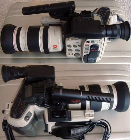canon l1 hi8 for sale